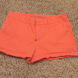 GAP Size 12 women's coral shorts